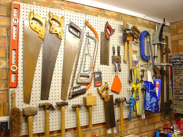 Achat d'outils usagés fiables