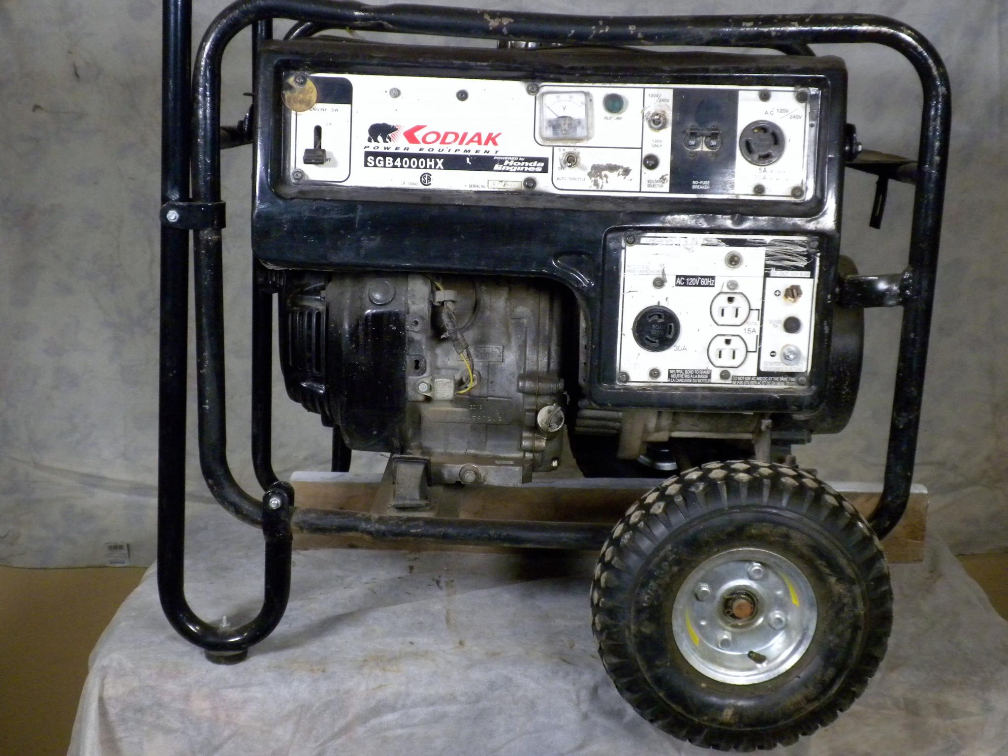 Génératrice Kodiac 4000 W