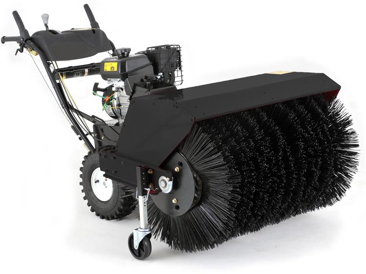 Balais mécanique sur roues