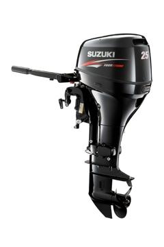 Moteur portable Suzuki DF25