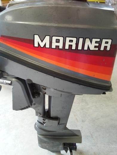 HORS-BORD MARINER 8HP 2 TEMPS